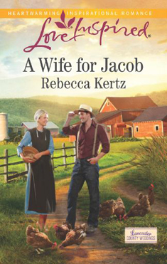 Cover for A Wife for Jacob